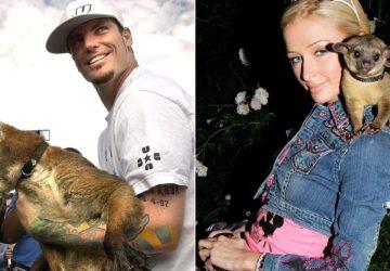Тварини названі на честь знаменитостей