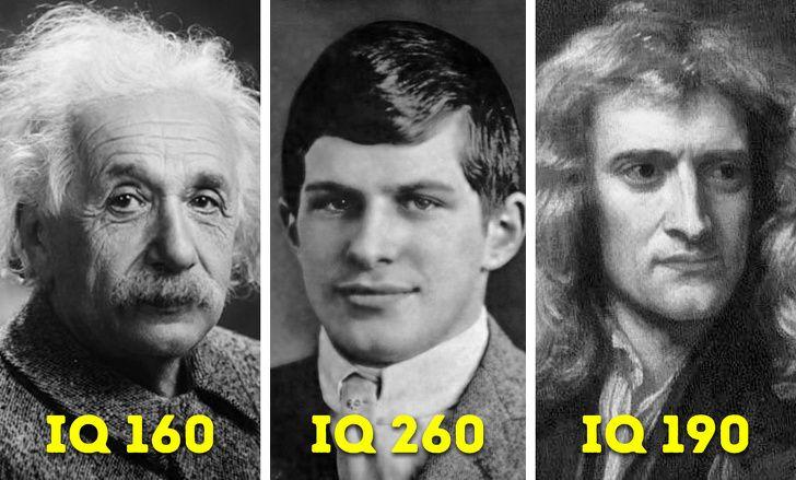 Людина з найбільшим IQ