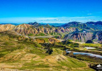 Ісландія - країна, де немає лісу