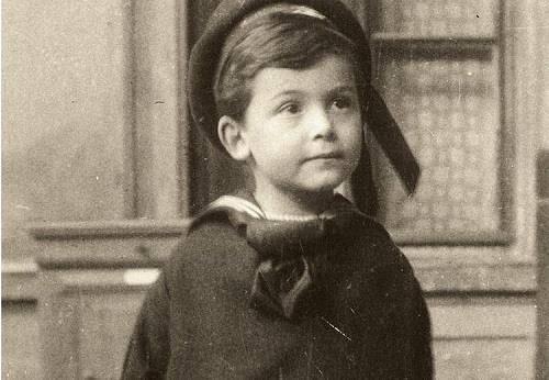 Вільям Джеймс Сідіс в дитинстві