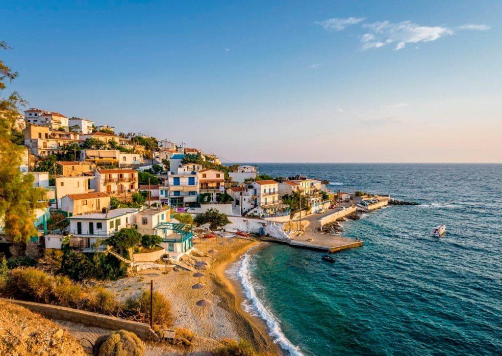 Острів Ікарія в Греції