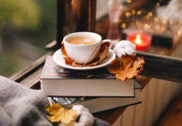 Книжки для осінніх вечорів