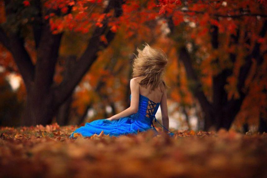 Жовтневий настрій або Нотатки про осінь