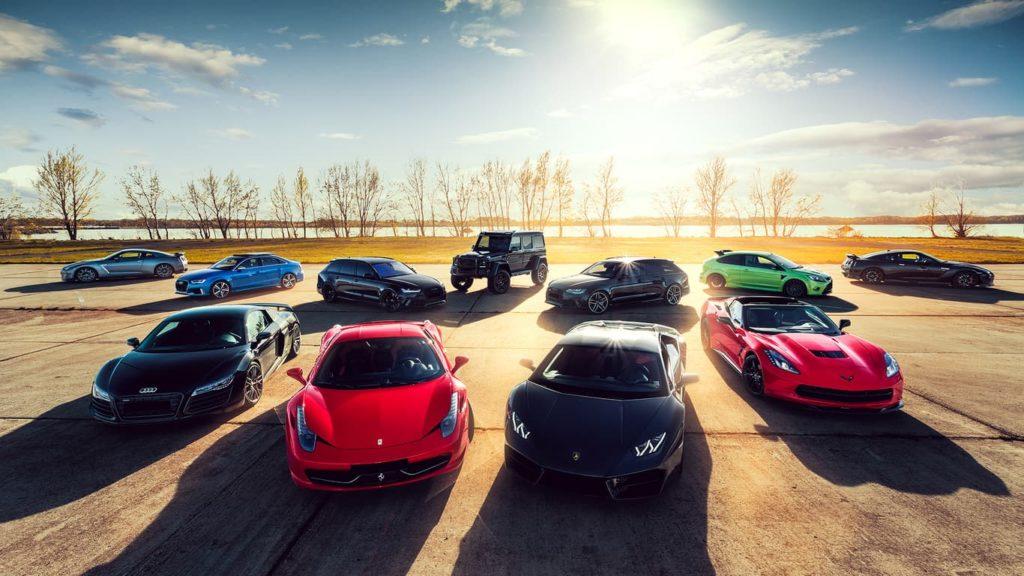 Цікаві факти про автомобілі