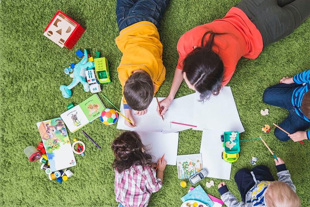 Діти самовиражаються в творчості