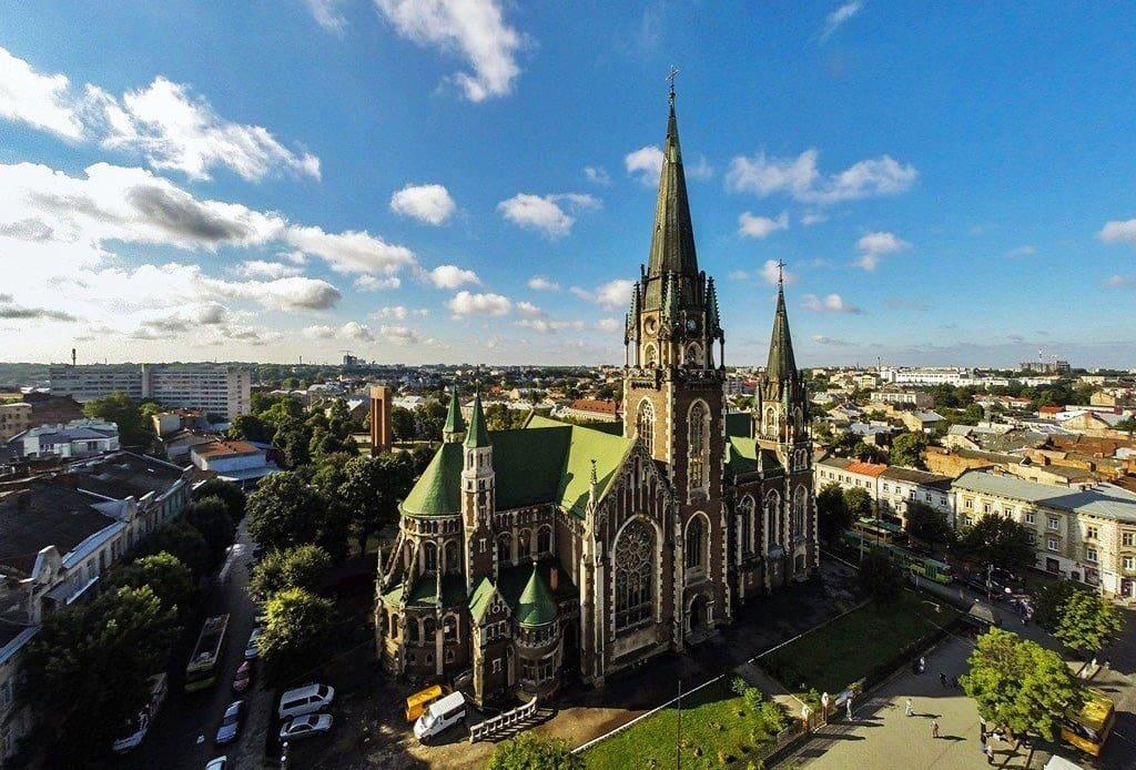 Церква святих Ольги і Єлизавети у Львові