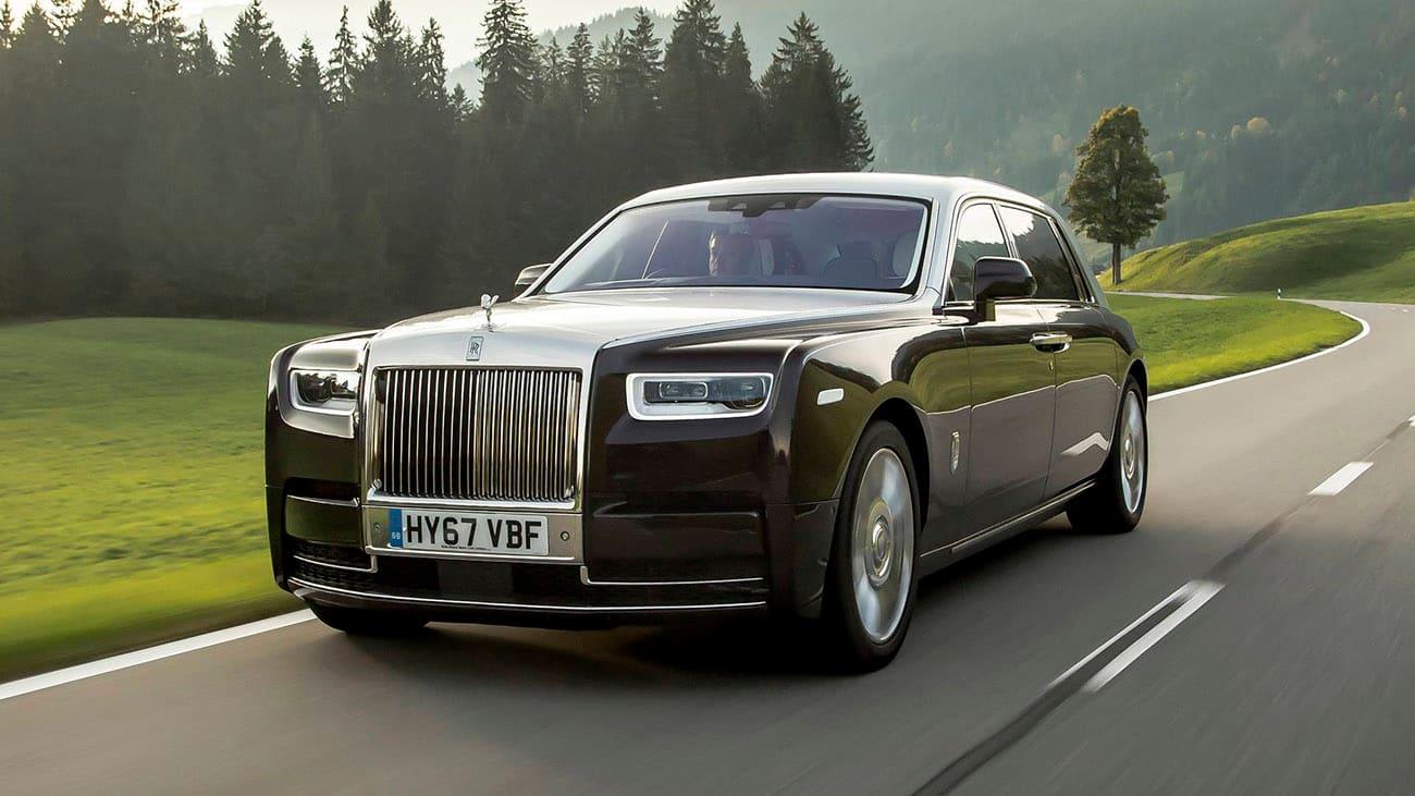 Автомобіль Rolls-Royce Phantom