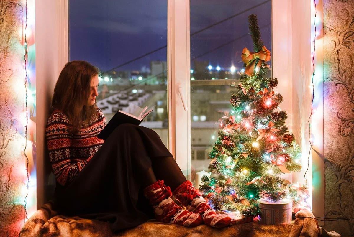 Наодинці з собою у новорічну ніч