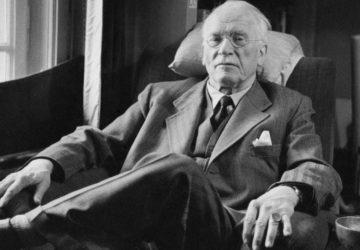 Психоаналітик Карл Густав Юнг
