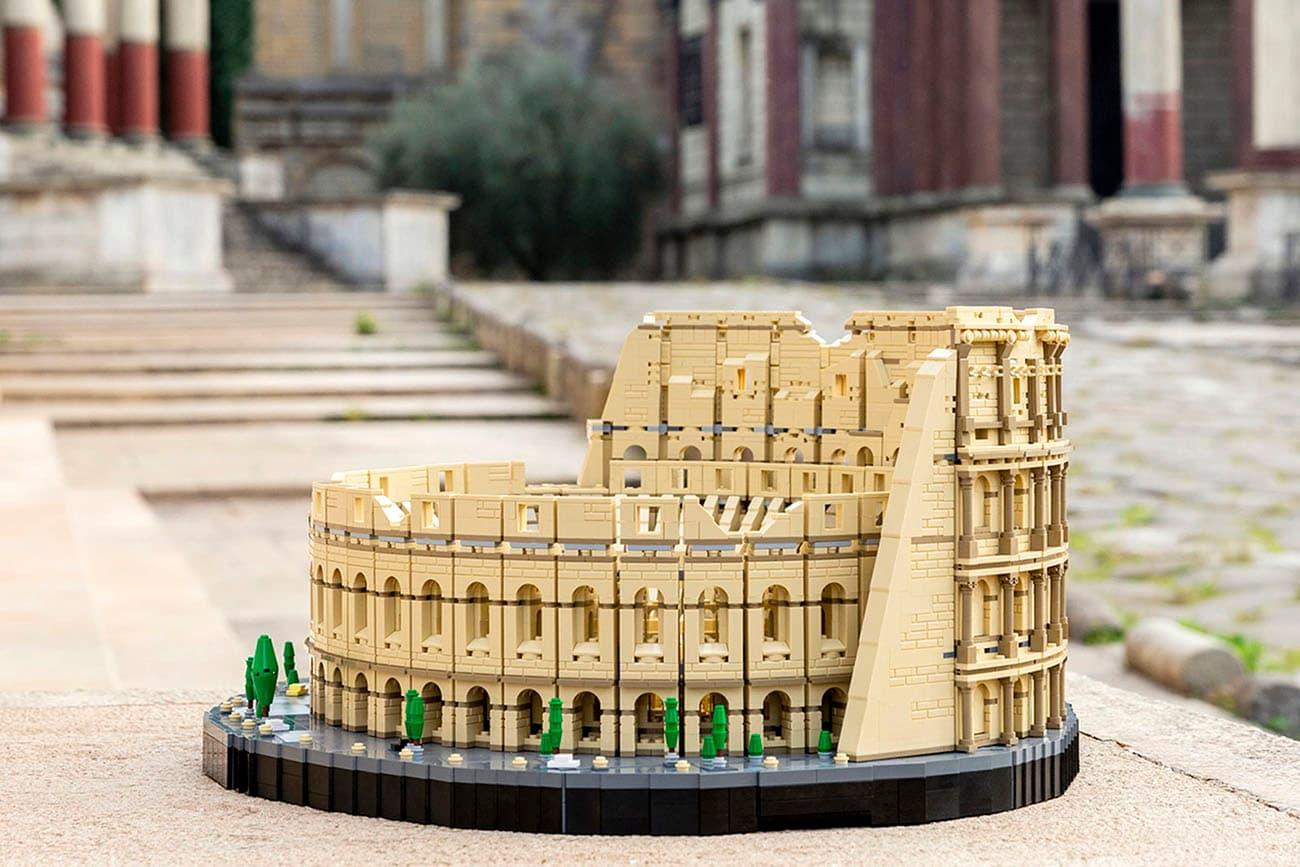 Набір Лего - Колізей