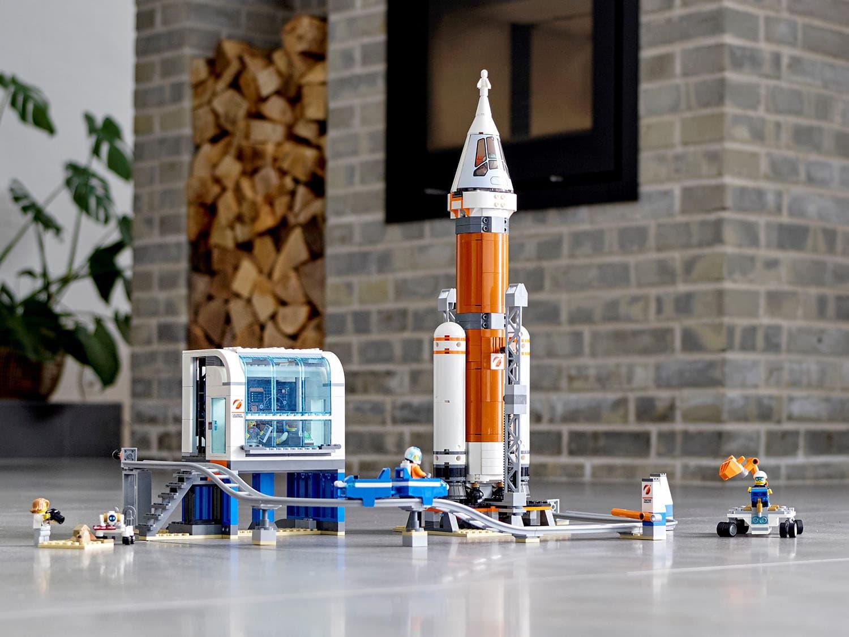 Lego - ракетний комплекс