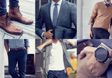 Чоловічий стиль
