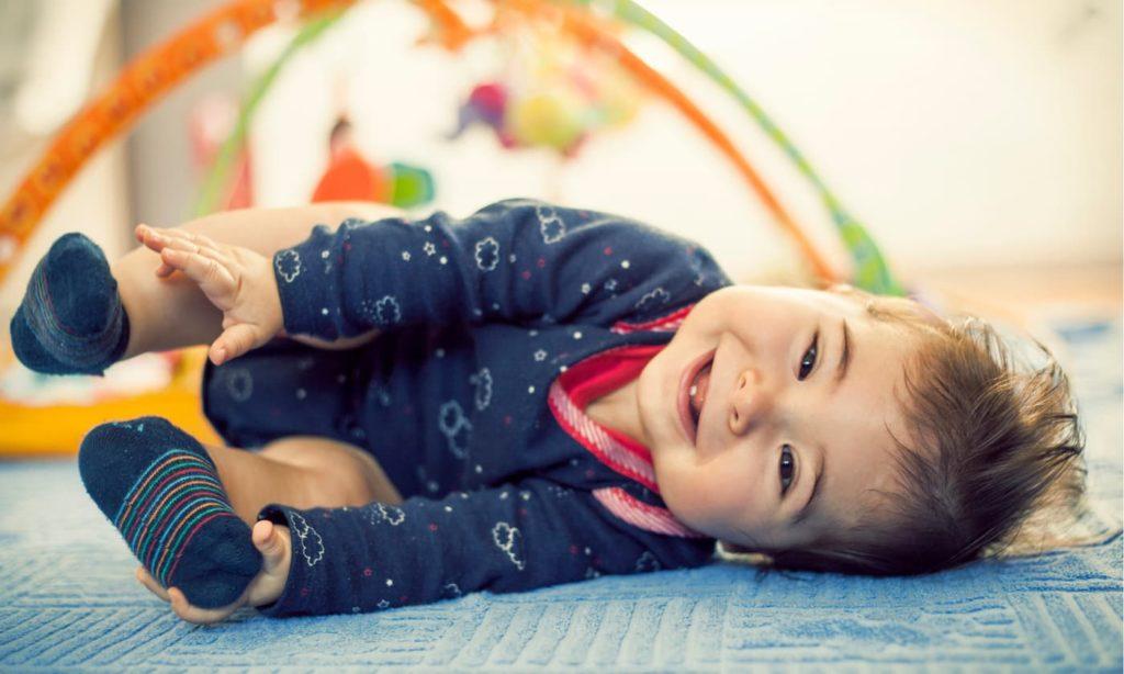 Як заспокоїти малюка, що плаче