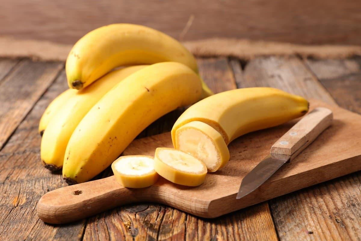 Банани піднімають настрій
