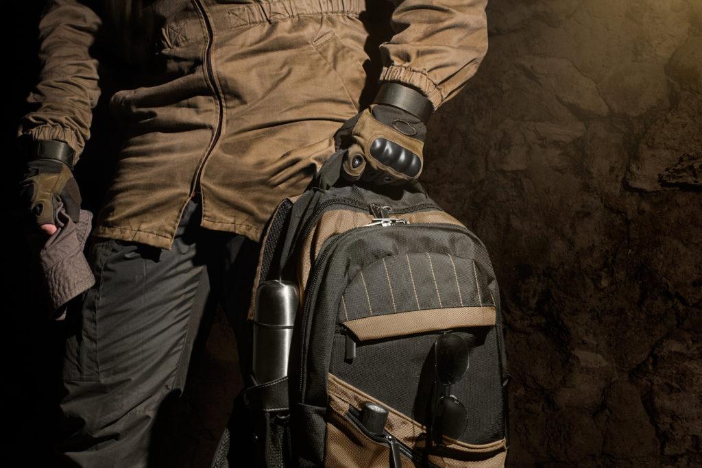 Тривожний рюкзак на випадок війни чи надзвичайної ситуації