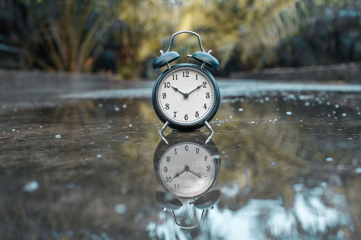 Відчуття, що час пролітає швидко