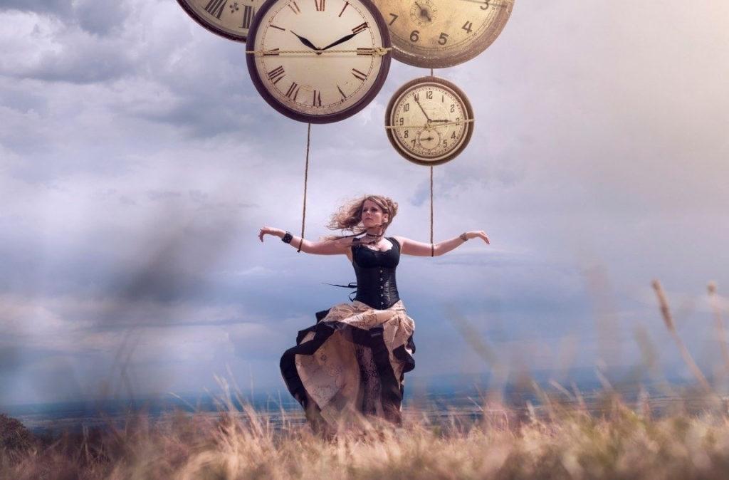 Відчуття часу у людини