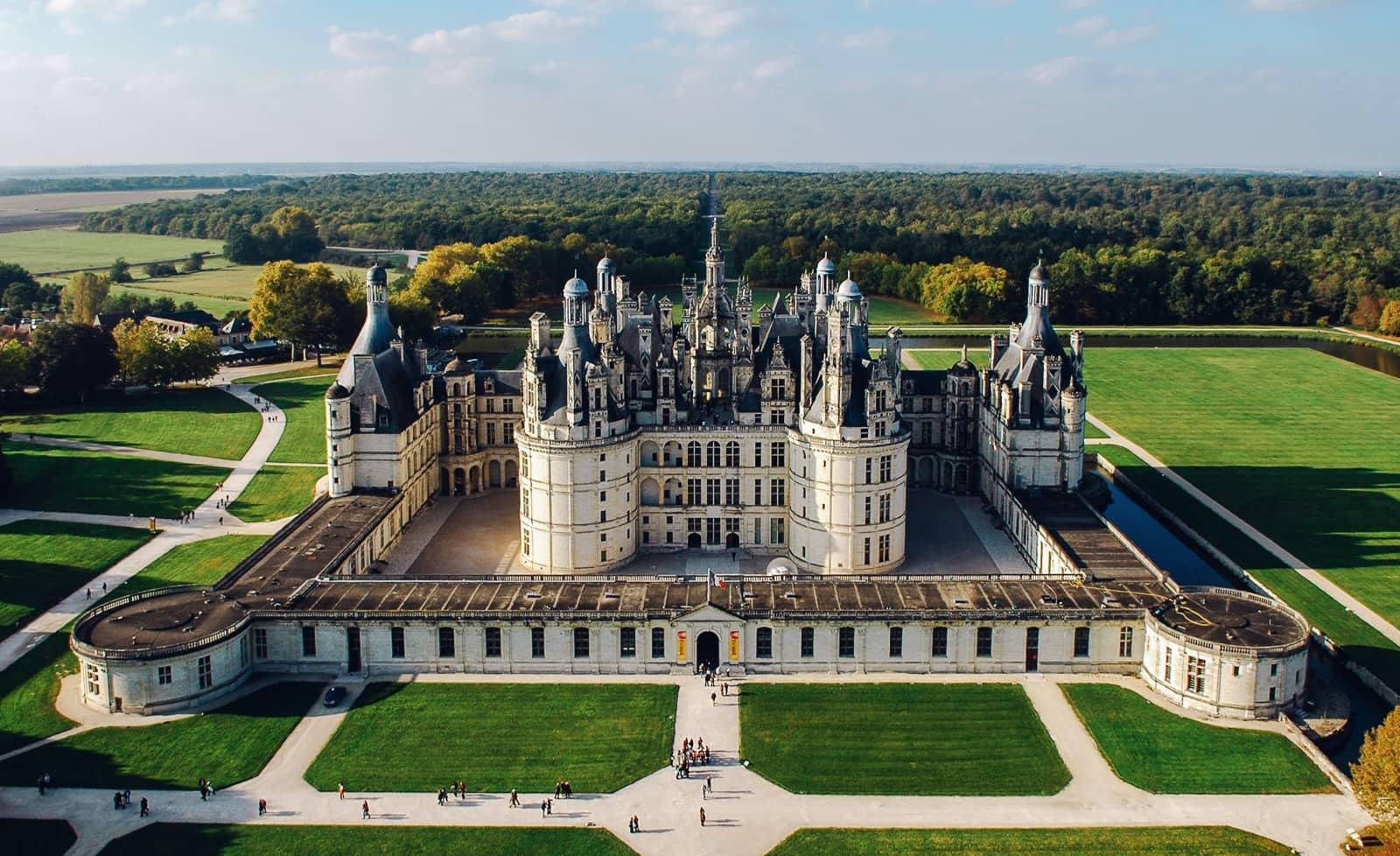 Французькі замки
