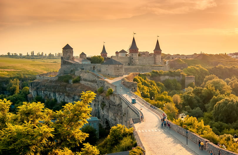 Камянець-Подільський замок