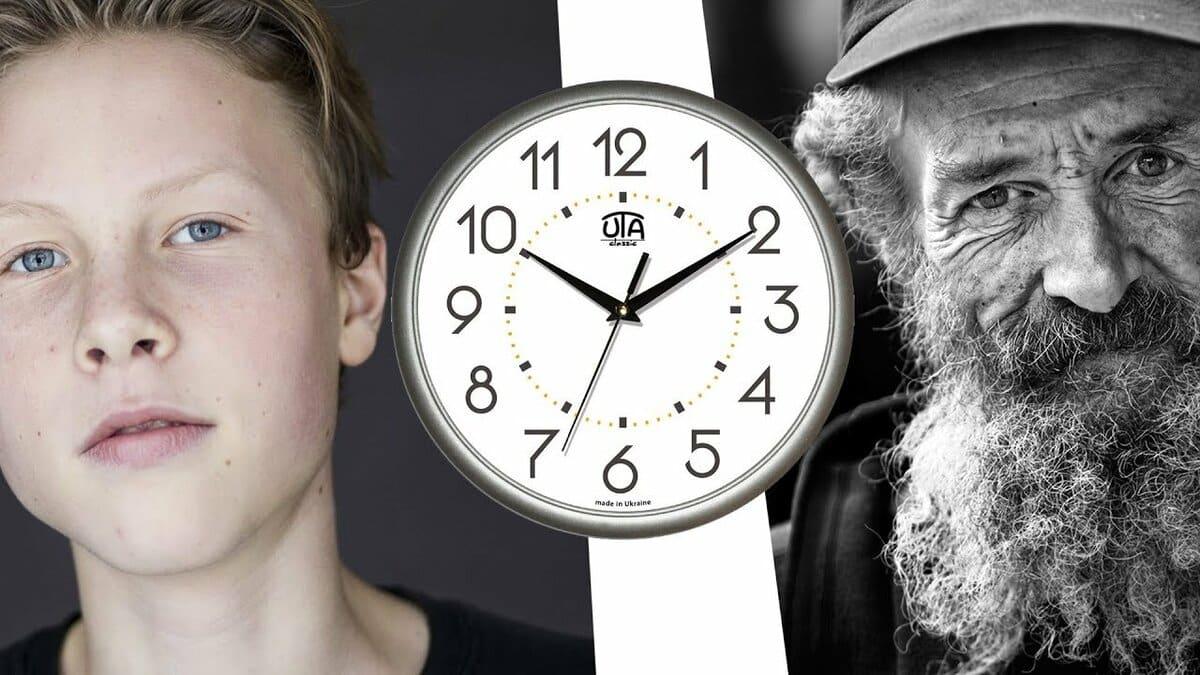 Як сприймають час молоді і старі люди