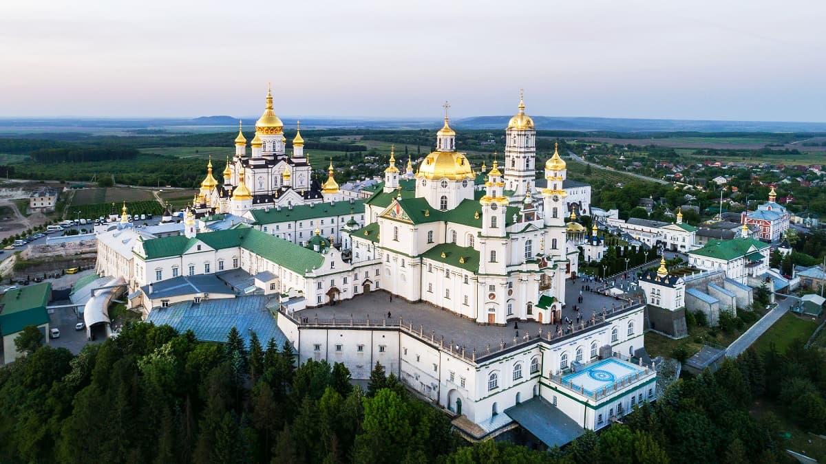 Православна лавра у Почаєві