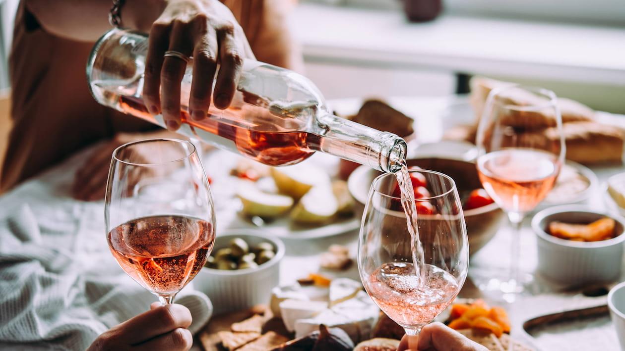 Як роблять червоне вино