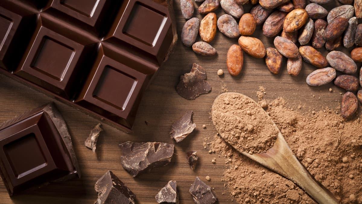 Шоколад як антидепресант