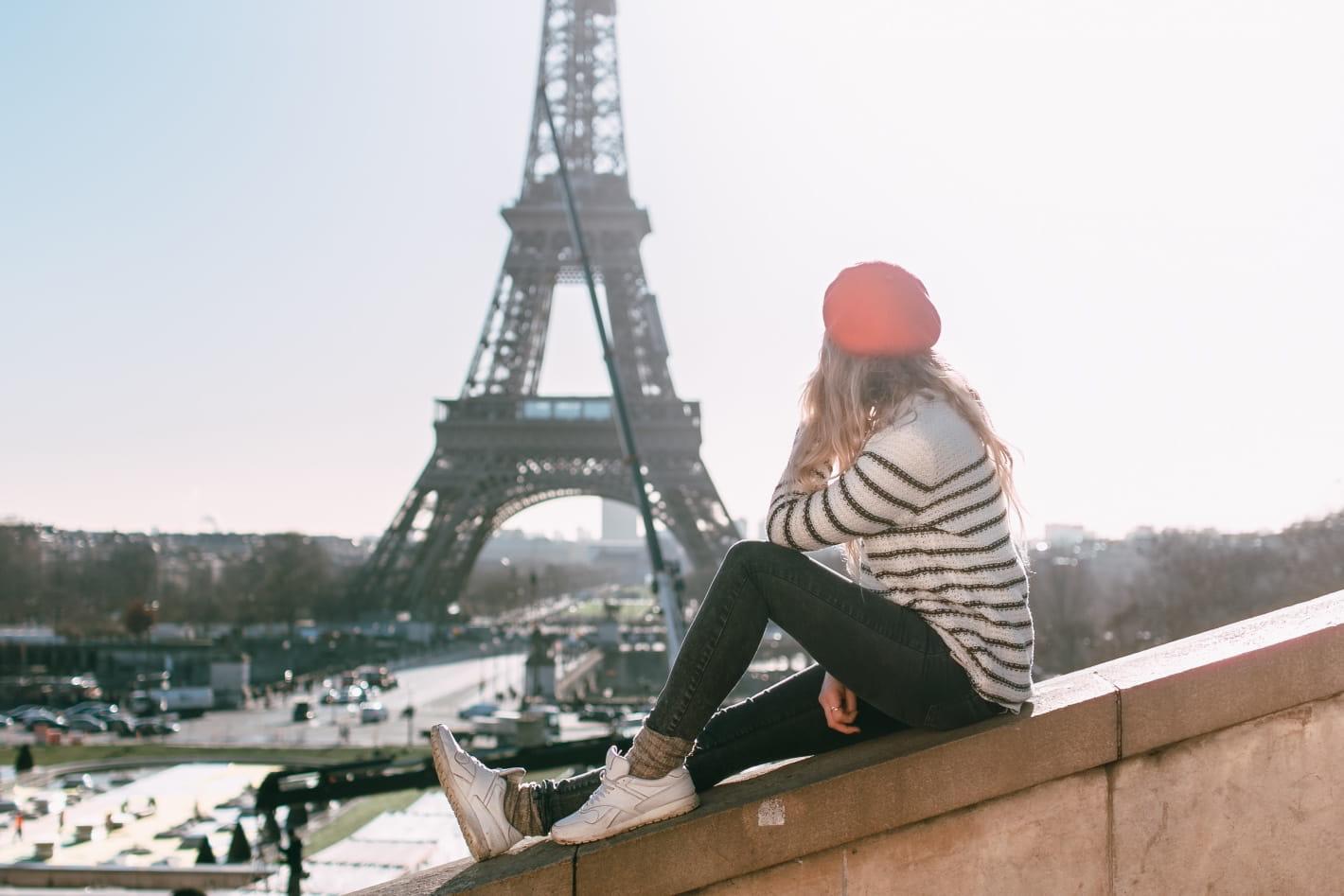 Ейфелева вежа у Парижі