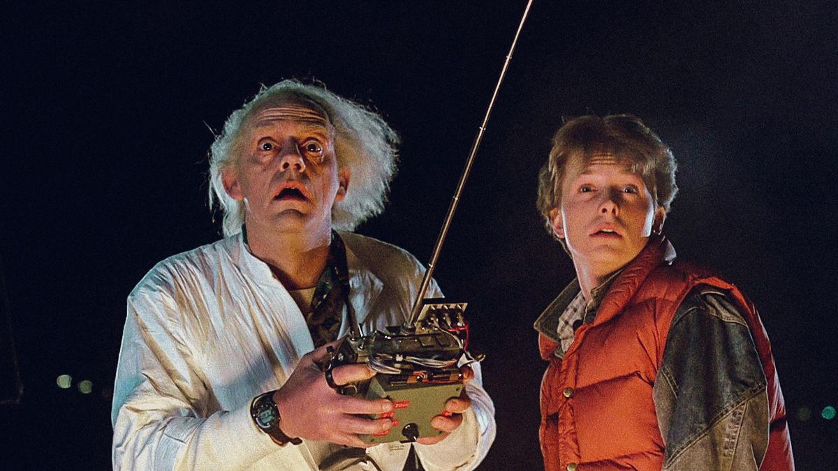 Фільм Назад у майбутнє (Back to the Future)