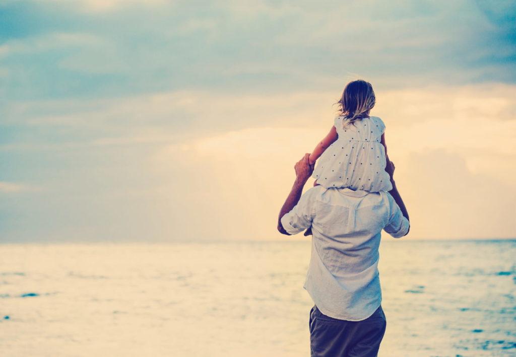 Стосунки батька з дочкою