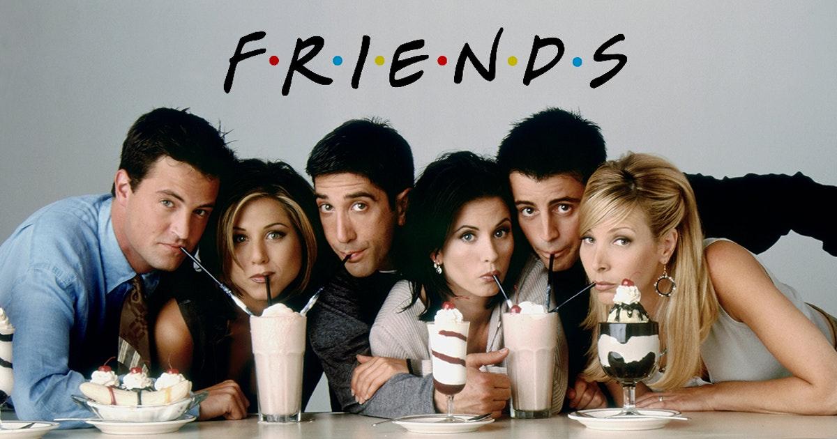 Серіал «Друзі» (Friends) для вивчення англійської