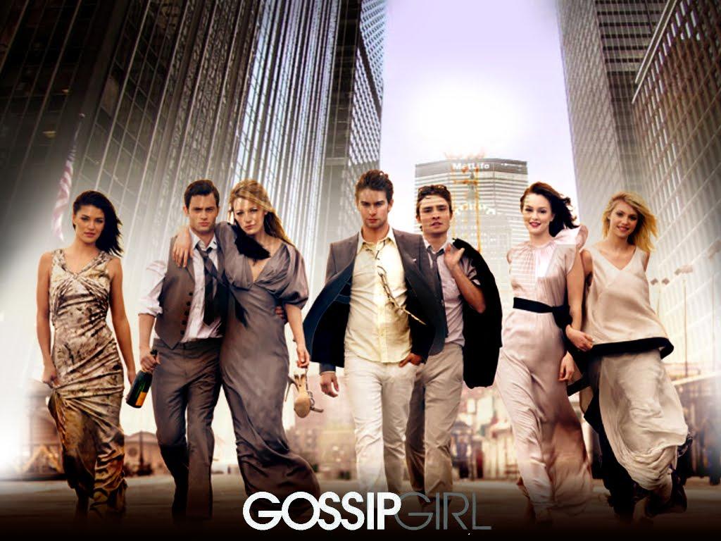 Серіал «Пліткарка» (Gossip Girl)