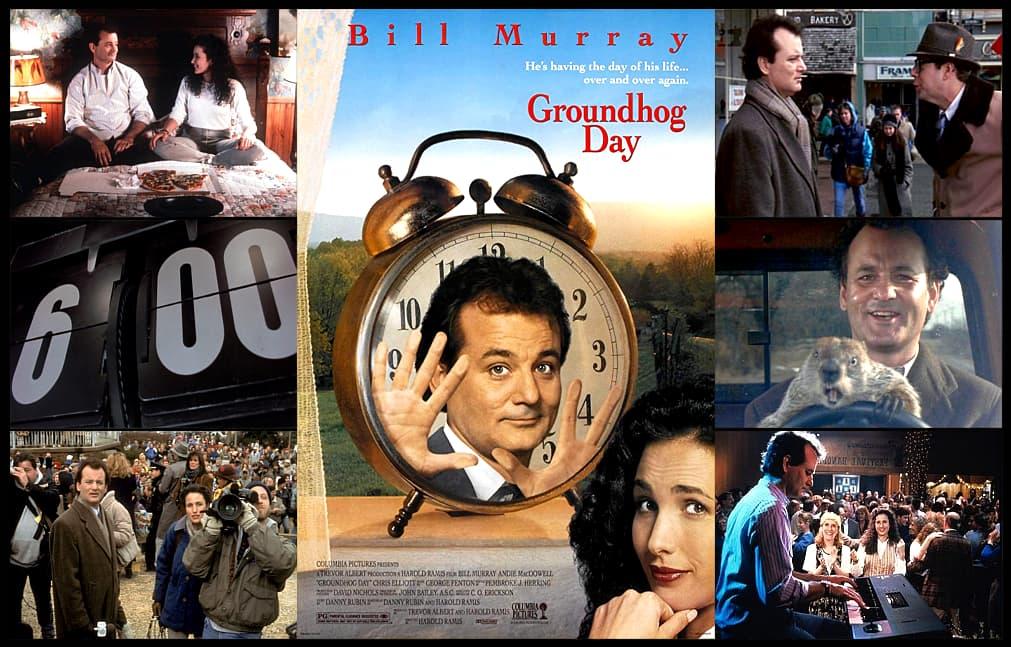 Фільм День Бабака (Groundhog Day)