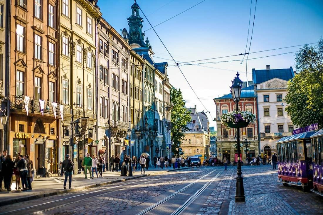 Площа Ринок у Львові