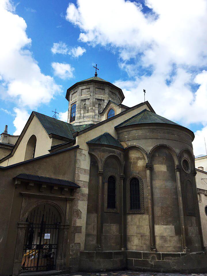 Вірменський кафедральний собор у Львові