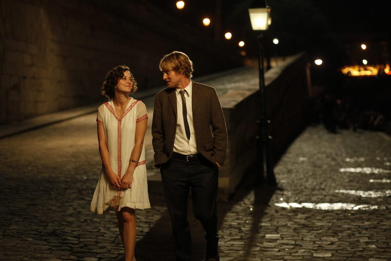 Фільм Північ у Парижі (Midnight in Paris)