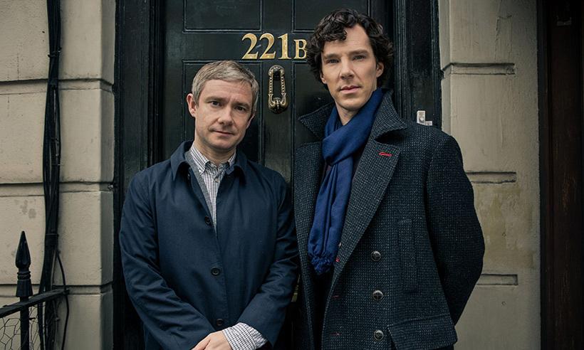Серіал «Шерлок» (Sherlock)
