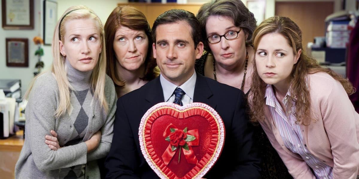 Англійська по серіалам - «Офіс» (The Office)