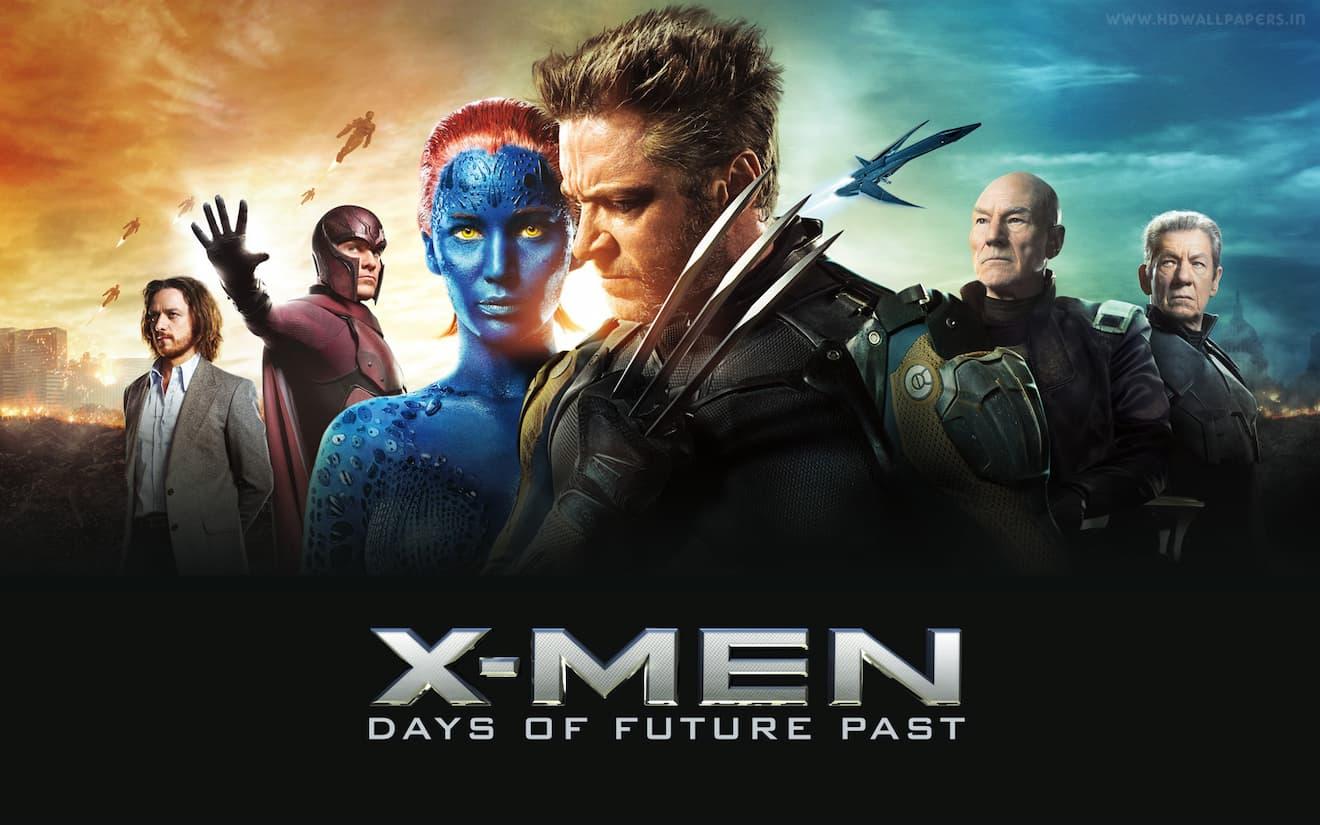 Фільм Люди Ікс: Дні минулого майбутнього
