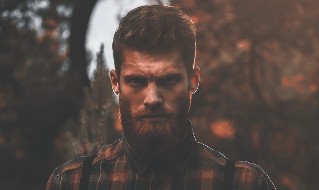Борода як спосіб змінити зовнішність