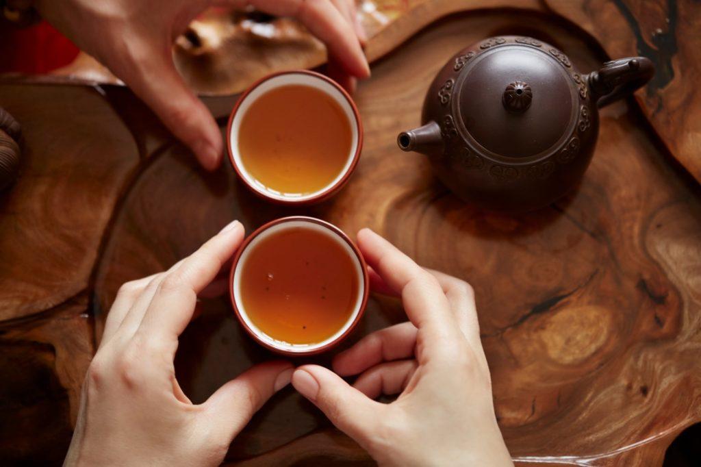 Цікаві факти про чай