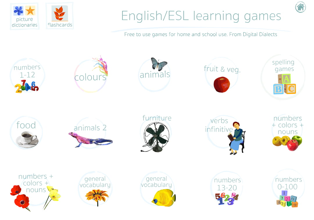 Digital Dialects - ESL English for Kids