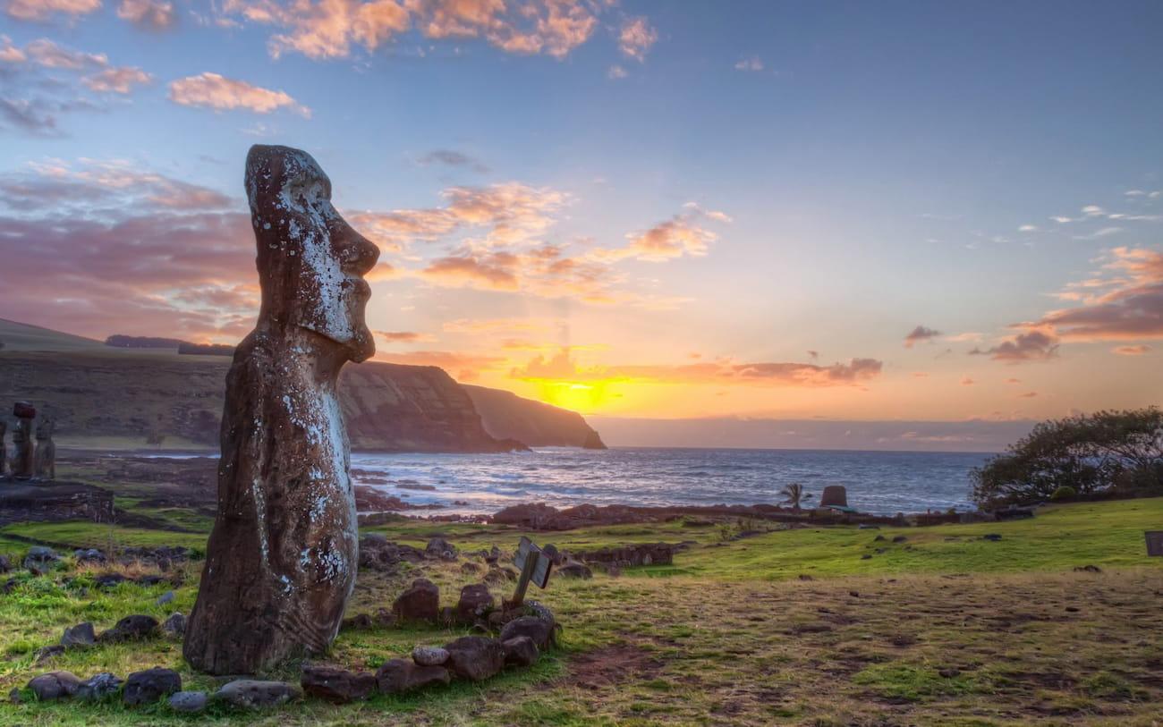 Фігури на острові Пасхи