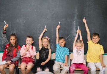 Діти вчать англійську мову