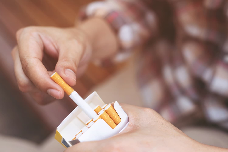 Залежність від нікотину