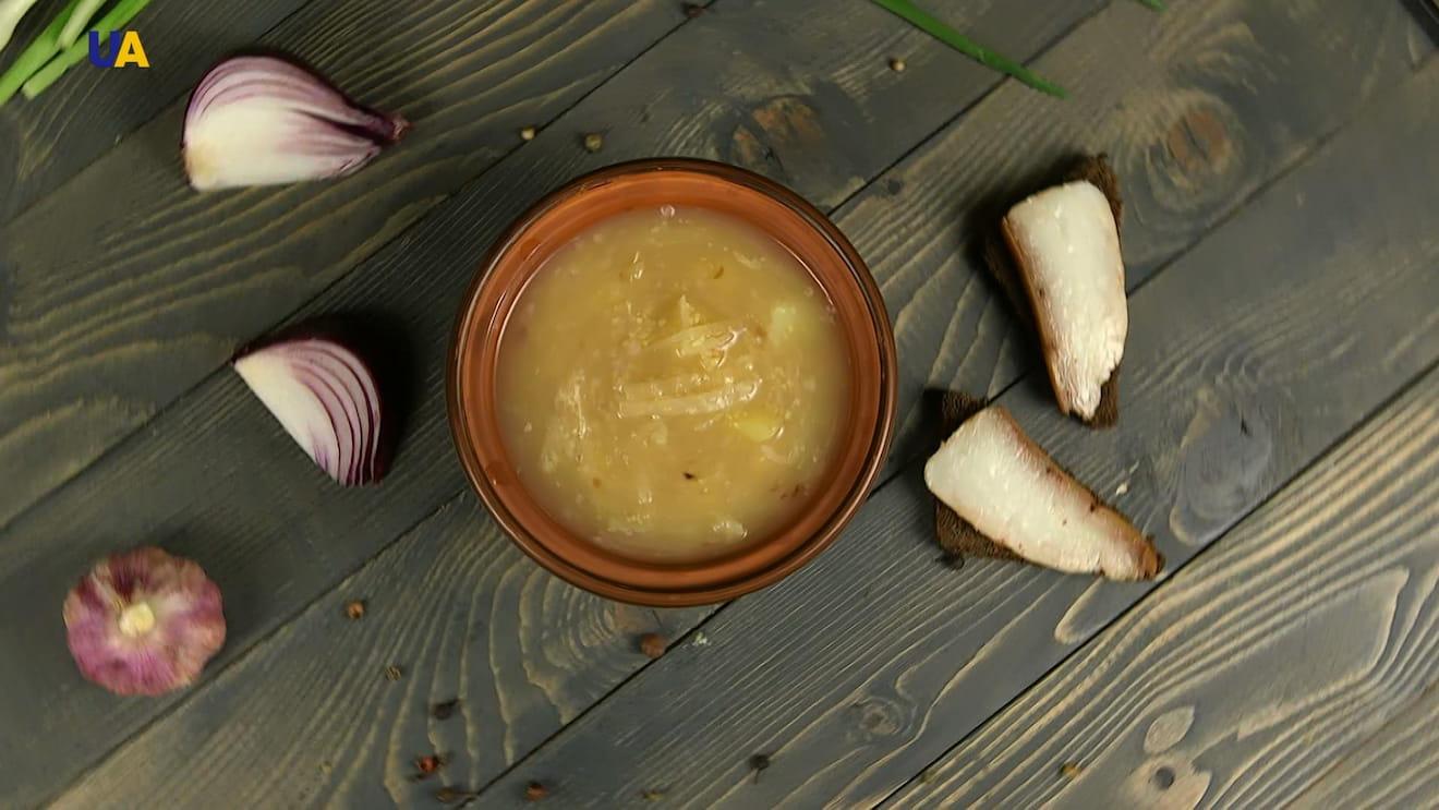 Суп росівниця