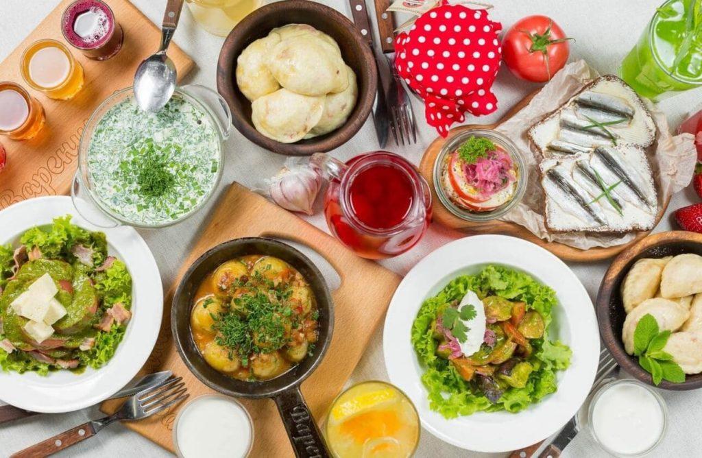 Давні українські страви